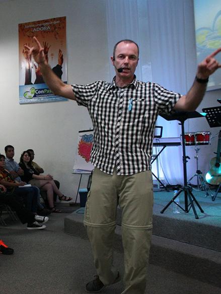 Apostle Andrew Montgomery