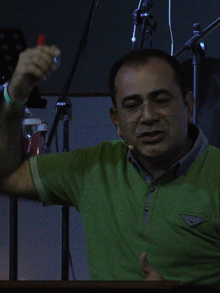 Pastor Miguel Gomez